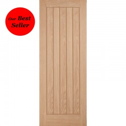 Oak Mexicano Prefinished Internal Door