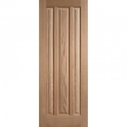Oak Kilburn 3P Internal Door - LPD